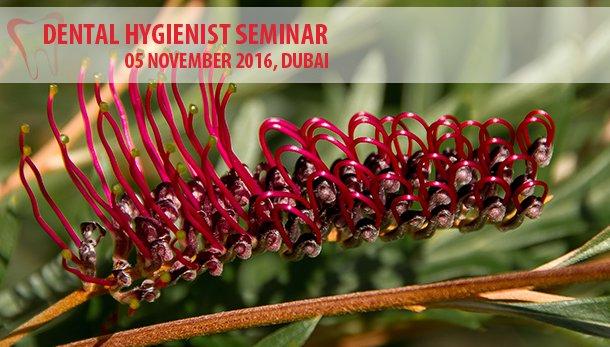 CAPP Partners with Colgate Oral Care Academy for new concept: 'Dental Hygienist Seminar' – 05 Nov 2016